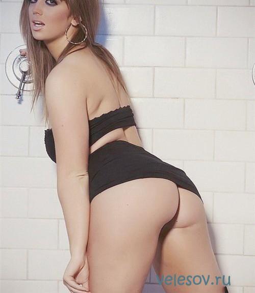 Проститутка Инезинья реал фото